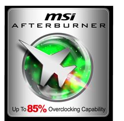 MSI Afterburner - скачать бесплатно