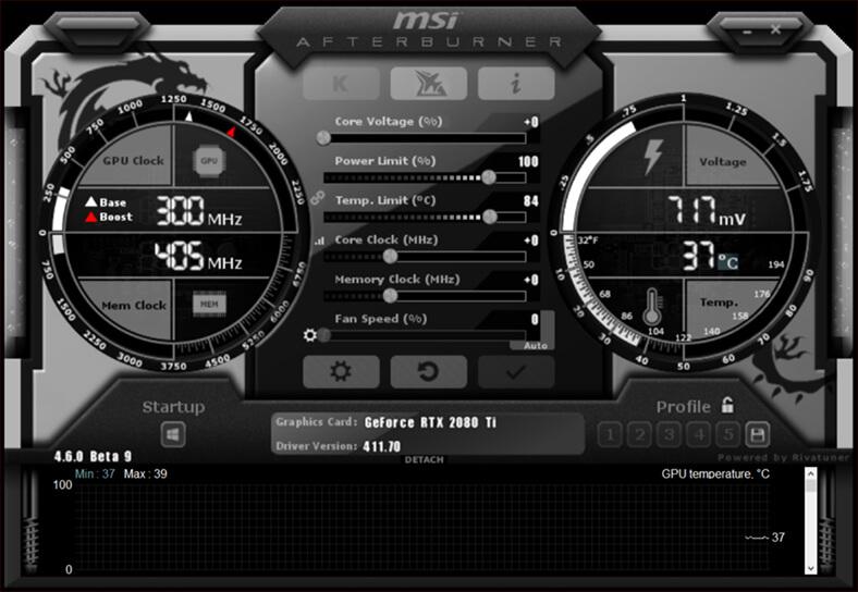 msi afterburner 32 bit