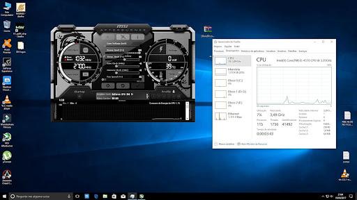 Функциональные возможности MSI Afterburner для Windows 7